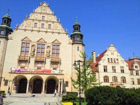 Uniwersytet im. Adama Mickiewicza w Poznaniu. Źródło: www.amu.edu.pl