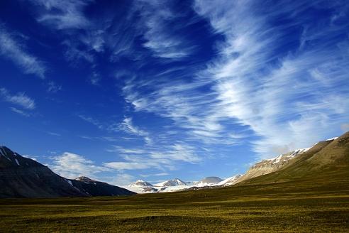 Dolina Ebba (Ebbadalen) w trakcie lata. Fot. Jakub Małecki