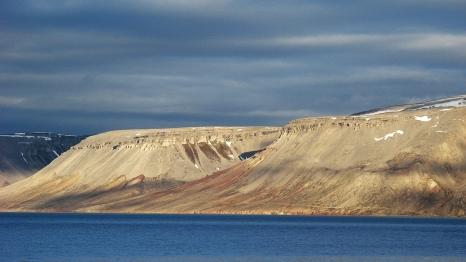 Masyw Yggdrasilkampen, Billefjorden. Fot. J. Małecki