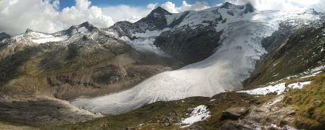 Lodowiec Schlatenkees, Austria, Taury Wysokie, Alpy. Fot. Rafael Brix/Wikimedia