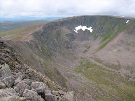 Krajobraz polodowcowy gór Cairngorm, Szkocja. Fot. Runofcam/Wikimedia