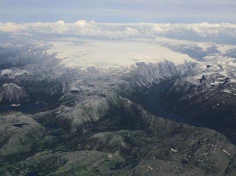 Pole lodowe Svartisen, Norwegia. Fot. C. August/Wikimedia