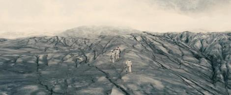 Interstellar. © 2014 Warner Bros. Entertainment, Inc. and Paramount Pictures Corporation. All Rights Reserved.