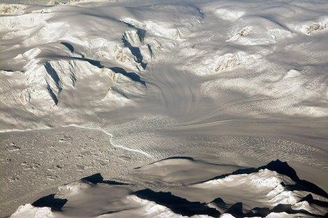 Lodowce zachodniej Antarktydy. Fot. M. Studinger/NASA/Operation IceBridge