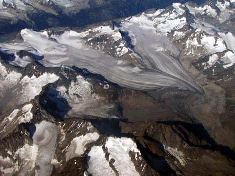 Lodowiec Mantle (Mantle Glacier), Kolumbia Brytyjska, Kanada. Fot. Dru!, CC BY-NC 2.0