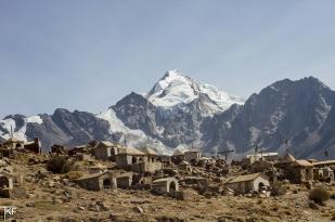 Huayna Potosi (6088 m). Fot. T. Kurczaba