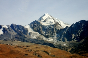 Huayna Potosi (6088 m). Fot. J. Małecki