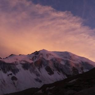 Lodowiec Młodzieży. / Molodezhny Glacier. Fot. JM