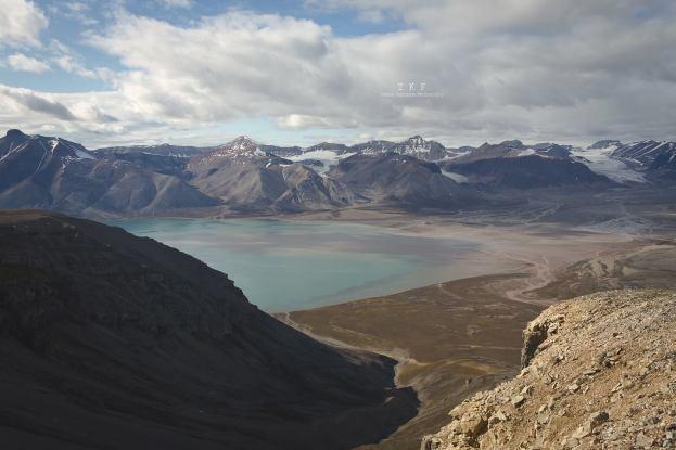 Zatoka Petunia, Spitsbergen