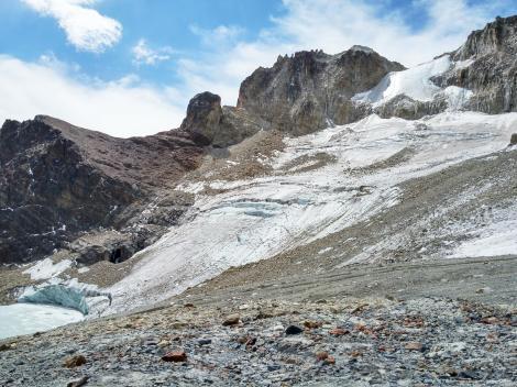 Charquini_Sur_glacier